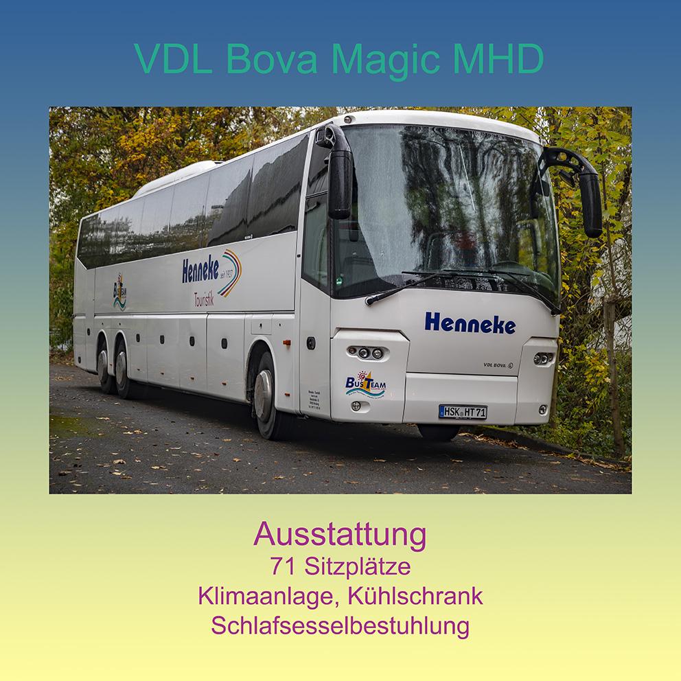 Bustouristik, Busreisen, Sauerland, HSK, Arnsberg, Henneke